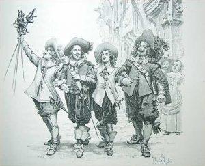 de-tre-musketorerna