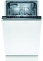 Bosch SPV2IKX10E Integrerad, Svart