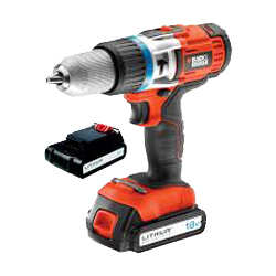 Black&Decker EGBHP188BK